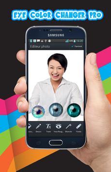 Nice Eyes color changer apk screenshot