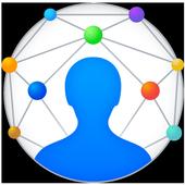 Caller ID, Calls, Dialer & Contacts Book: Eyecon icon
