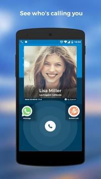 Caller ID, Contacts Phone Book & Calls: Eyecon poster