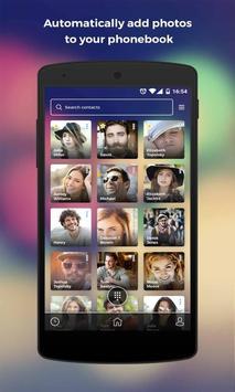 कॉलर आईडी (Caller ID), डायलर और एड्रेस बुक: Eyecon apk स्क्रीनशॉट