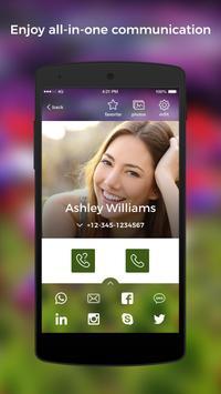 Caller ID, Calls, Dialer & Contacts Book: Eyecon apk screenshot