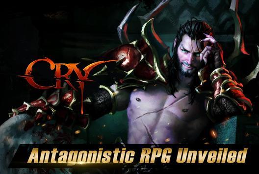 CRY - Dark Rise of Antihero poster