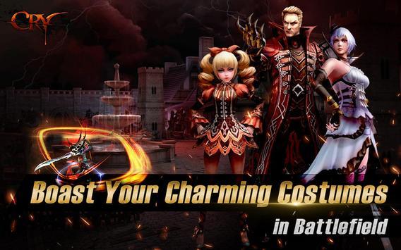CRY - Dark Rise of Antihero screenshot 3