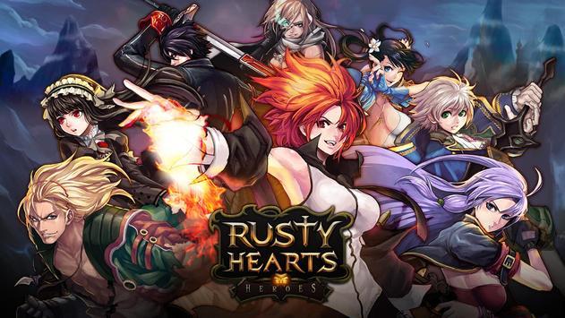 RustyHearts apk screenshot