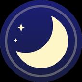 Filtro de Luz Azul - Modo Noturno, Dormir Bem ícone
