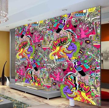 3D Graffiti Design Ideas screenshot 3