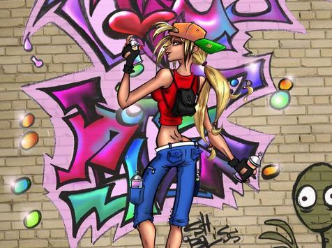 3D Graffiti Design Ideas screenshot 7