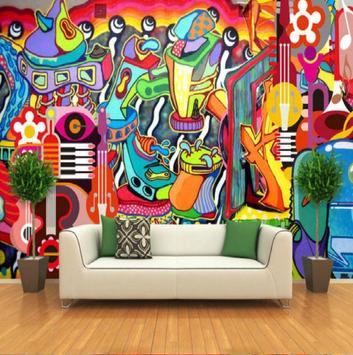 3D Graffiti Design Ideas screenshot 4