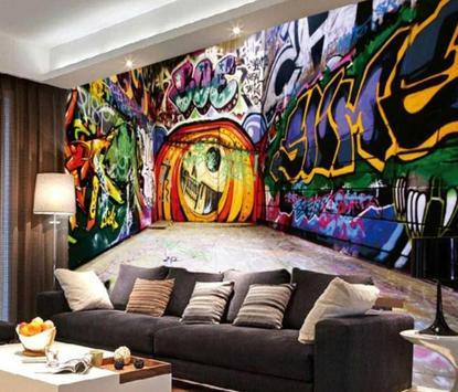 3D Graffiti Design Ideas screenshot 8