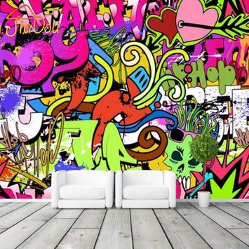 3D Graffiti Design Ideas screenshot 9