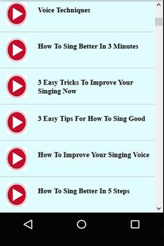 How to Sing Better screenshot 5