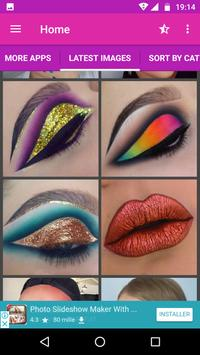 Artistic Eyes Makeup screenshot 2