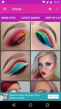 Artistic Eyes Makeup screenshot 4