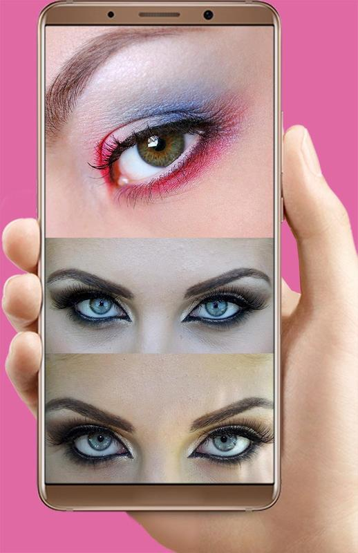Eyes Makeup Steps By Videos For Android Apk Download