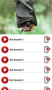 Bat Sounds screenshot 1