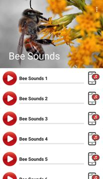 Bee Sounds poster
