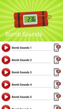 Bomb Sounds apk screenshot
