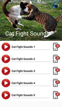 Cat Fight Sounds apk screenshot