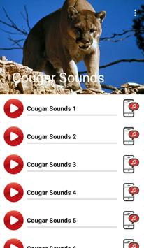 Cougar Sounds apk screenshot