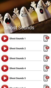 Ghost Sounds apk screenshot