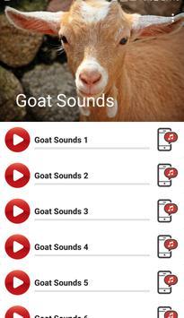 Goat Sounds apk screenshot