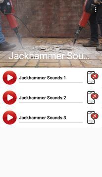 Jackhammer Sounds poster