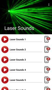 Laser Sounds apk screenshot