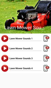 Lawn Mower Sounds poster