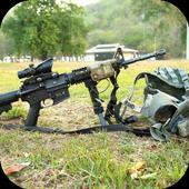 Machine Gun Sounds icon