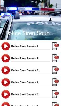 Police Siren Sound apk screenshot