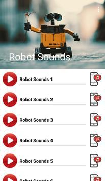 Robot Sounds apk screenshot