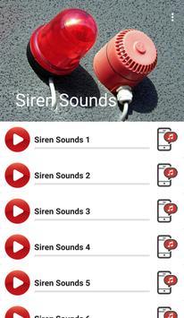 Siren Sounds screenshot 2