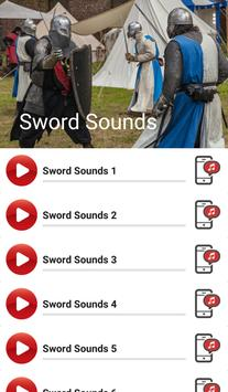 Sword Sounds apk screenshot