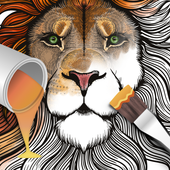 Animal Coloring icon