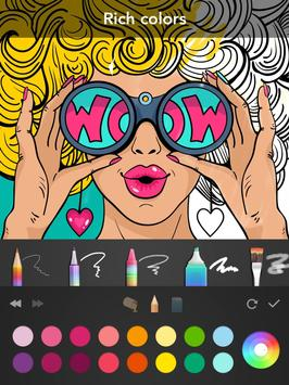Girls Coloring Book APK Download - Free Casual GAME for Android ...