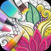 Garden Coloring icon