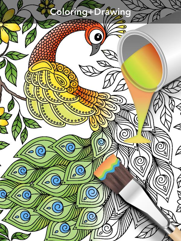 Garden Coloring Book APK Download