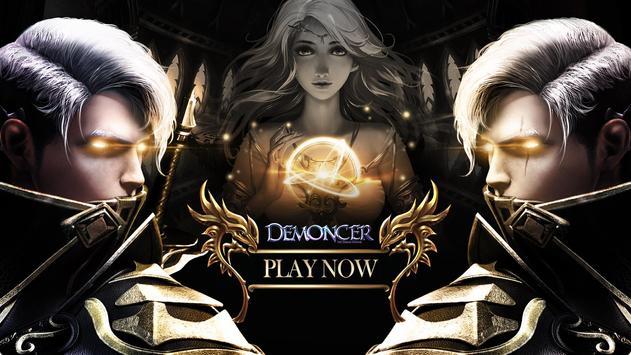 Demoncer poster