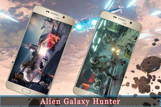 Alien Galaxy Hunter apk screenshot
