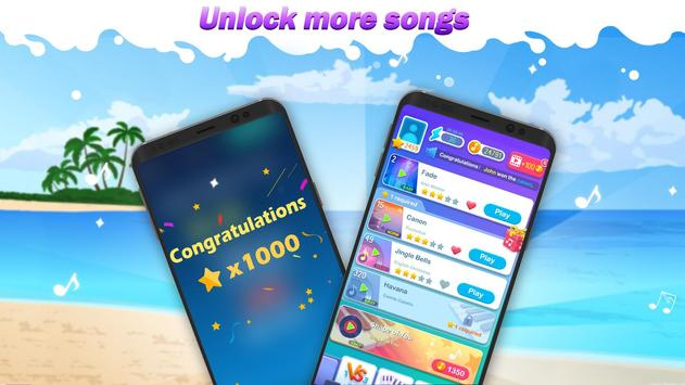 Magic Piano Tiles 2018 постер