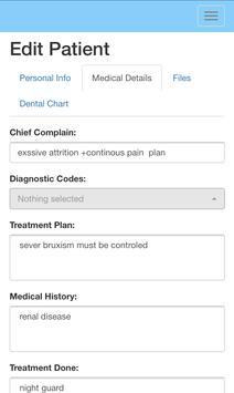 ezClinic-Dental screenshot 3
