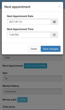 ezClinic-Dental screenshot 4