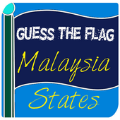 Guess The Flag Malaysia States icon