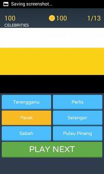 Guess The Flag Malaysia States screenshot 5