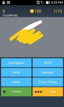 Guess The Flag Malaysia States screenshot 2