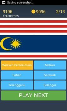 Guess The Flag Malaysia States screenshot 3