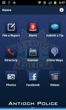 Antioch PD Mobile poster
