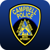 Campbell Police Department icon
