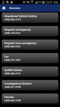 Campbell Police Department apk screenshot