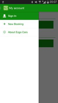 Ezgo Cars apk screenshot